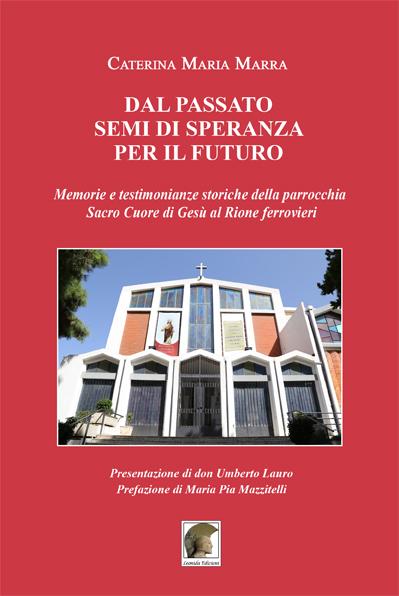 La copertina del libro della professoressa Caterina Maria Marra.